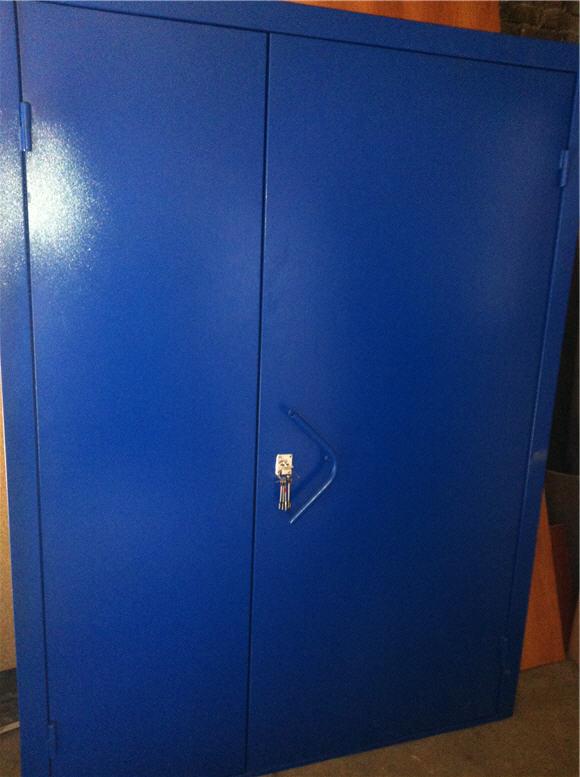 хорошие металлические двери изготовление