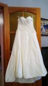 шикарные пышные свадебные платья.