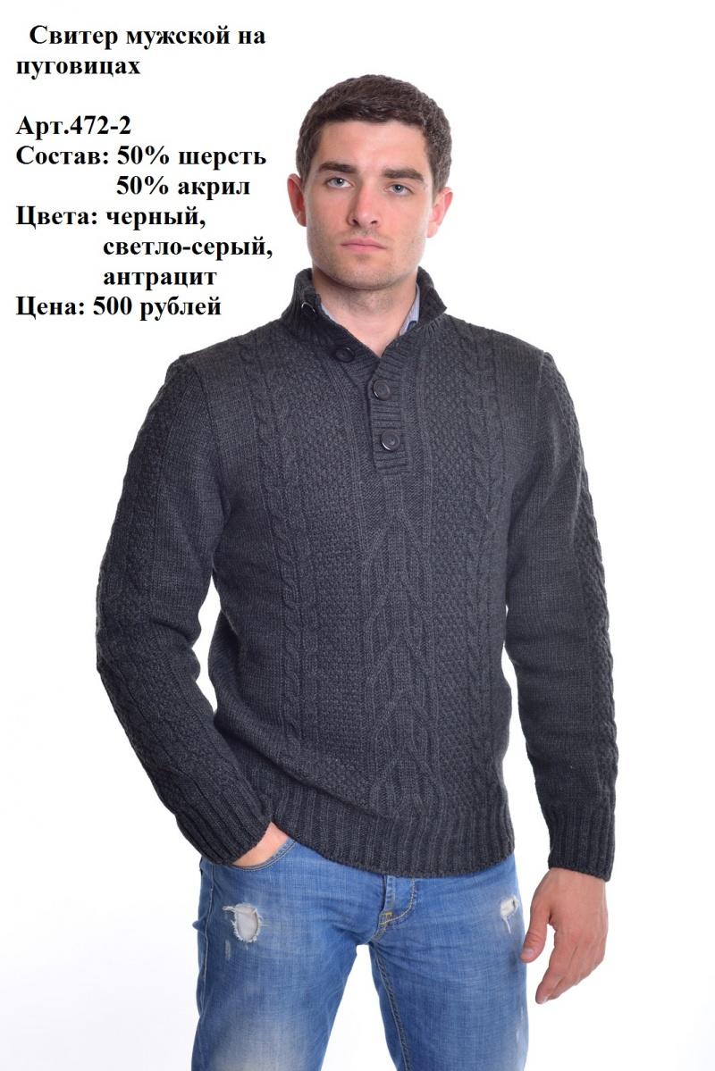 Виды Мужских Джемперов