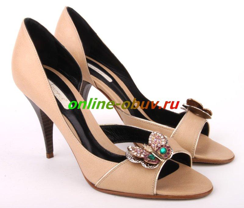 Итальянская Женская Обувь Люкс