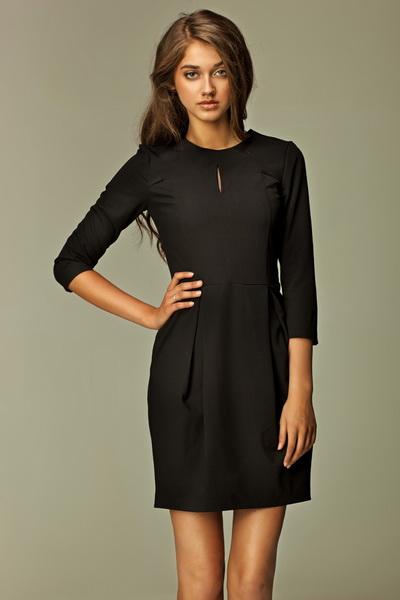 Фасоны маленькое черное платьев