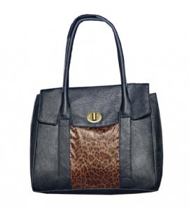 Вязания сумки: сумка розовая пантера.