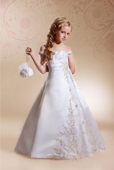 Платье н девочку