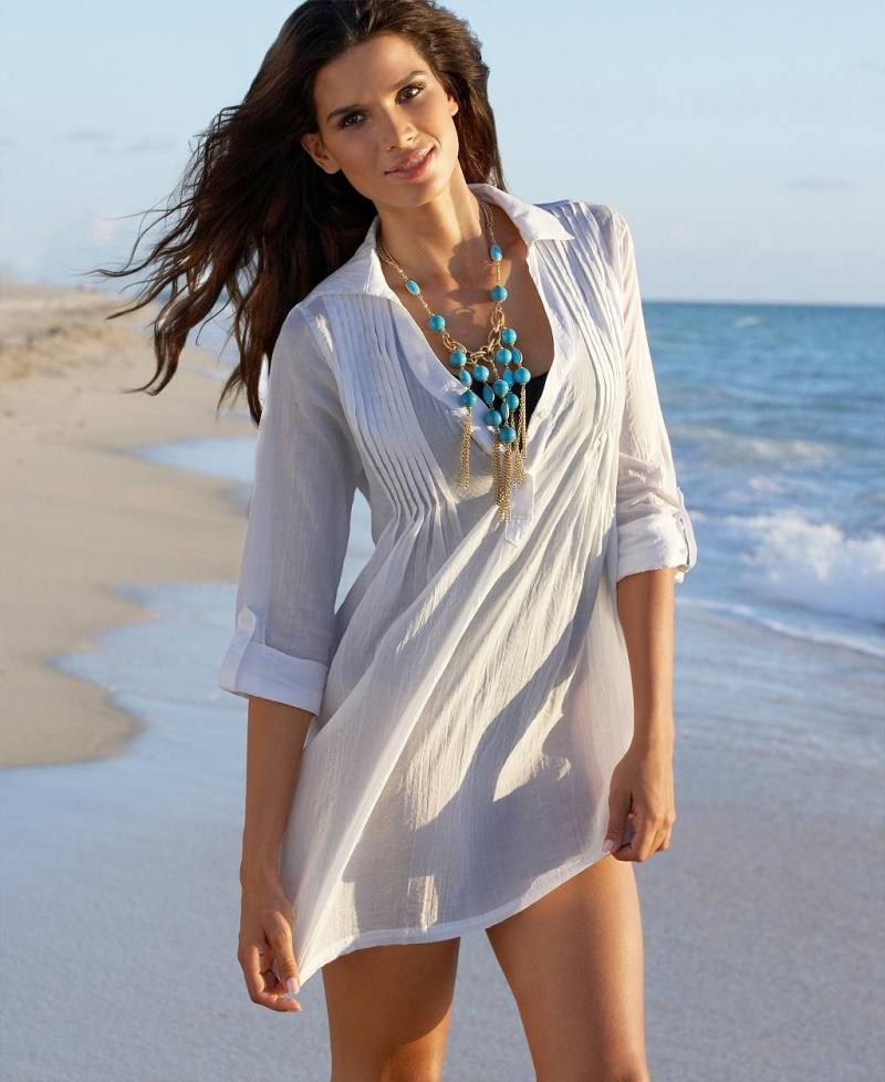 Надоела обычная пляжная туника, купить ... - одежда для дома - пляжная...