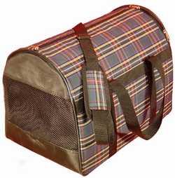 сумка-переноска для кошек. новая. цена.