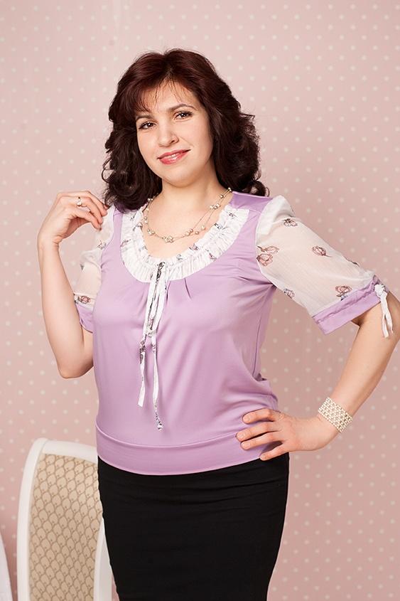 Женская Одежда Блузки Российский Производитель