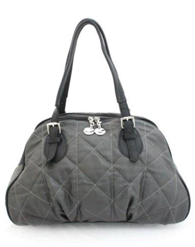 Женские сумки.  Женская сумка с пряжками.