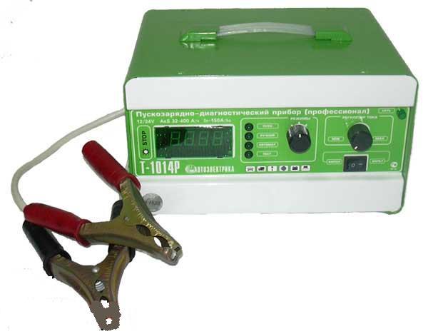 Т 1010 пускозарядно диагностический прибор профессионал назначение зарядка аккумуляторных батарей с номинальным...