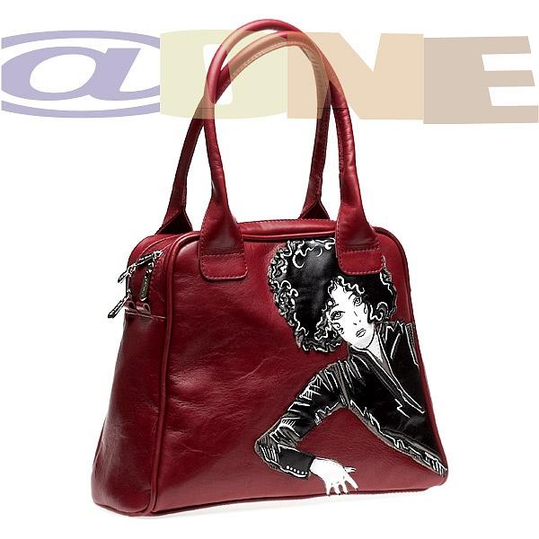 Wanlima: женские сумки балдинини, схема вязания сумочки спицами.