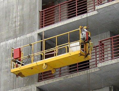 Люлька строительная 3851Б
