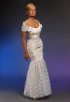"""Элегантное свадебное платье  """"рыбка """", отлично подчеркивает все..."""