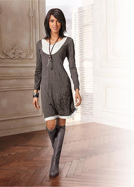 Повседневные платья- трикотажные - 000164538-1 - Миледи.