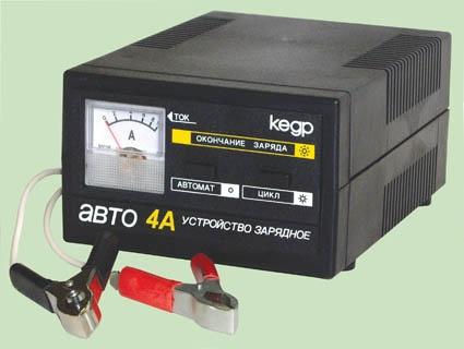 Зарядное устройство для автомобильного аккумулятора кедр-авто.