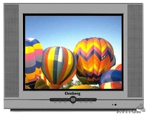 Продам телевизор Elenberg 21F08 в Челябинске.