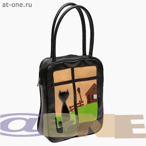 Женская сумка Кот и Кошка.