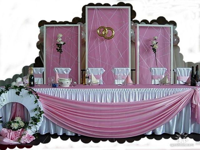 Как сделать каркас для задника для свадьбы
