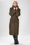 "Пальто  ""Лили "" (енот) артикул 9418 Утеплитель Холлофайбер 200 гр/м."