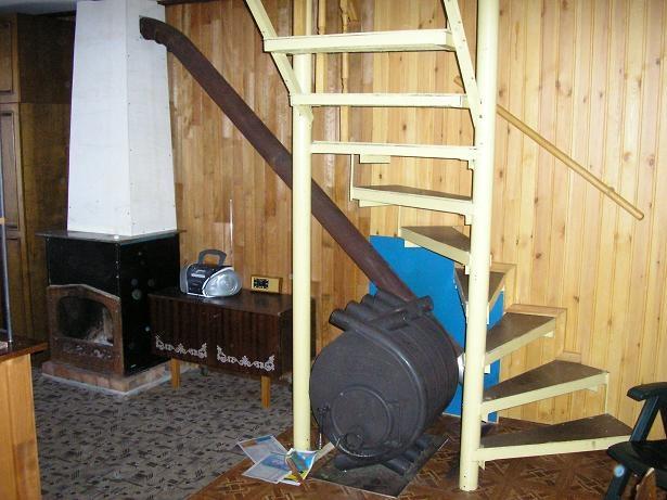 Как обогревать второй этаж на даче