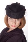 как сделать шляпку таблетку своими руками - Выкройки одежды для детей и...