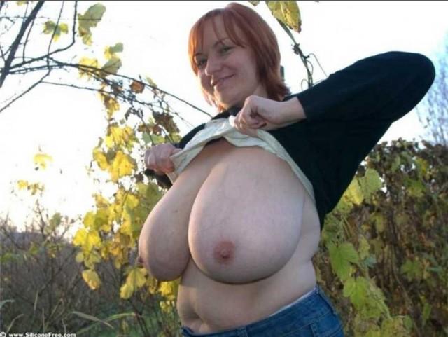 Фото голых толстушек в огороде