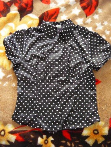 Купить Блузку В Горошек В Новосибирске