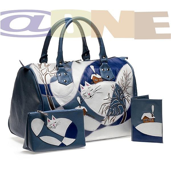 Сумки...  ONE - новая коллекция дизайнерских модных сумок ручной работы.