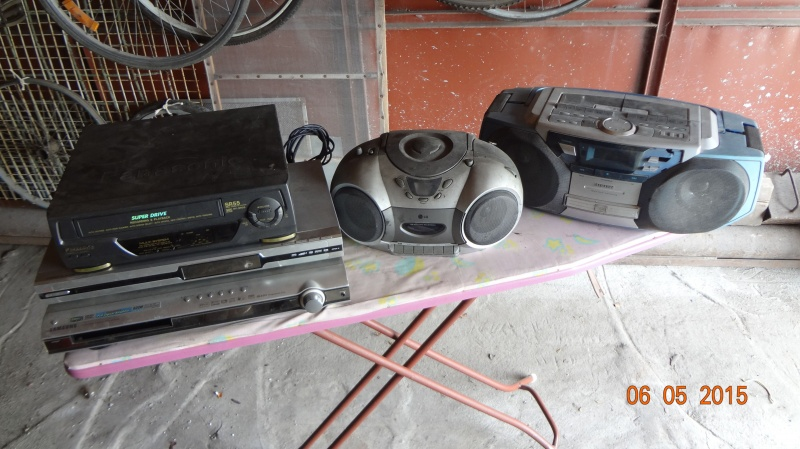 пишущий VHS плеер Panasonic