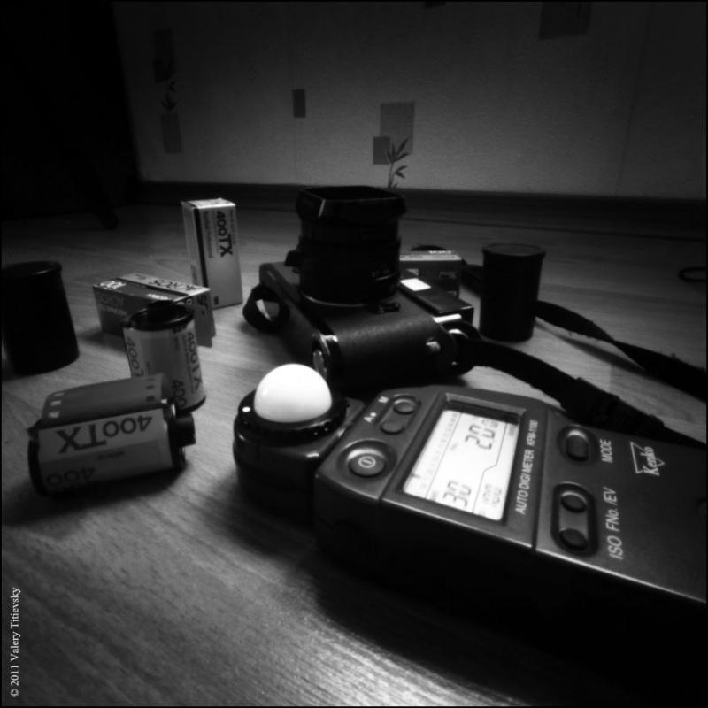 Фотографии сделанные простейшей камерой обскура.