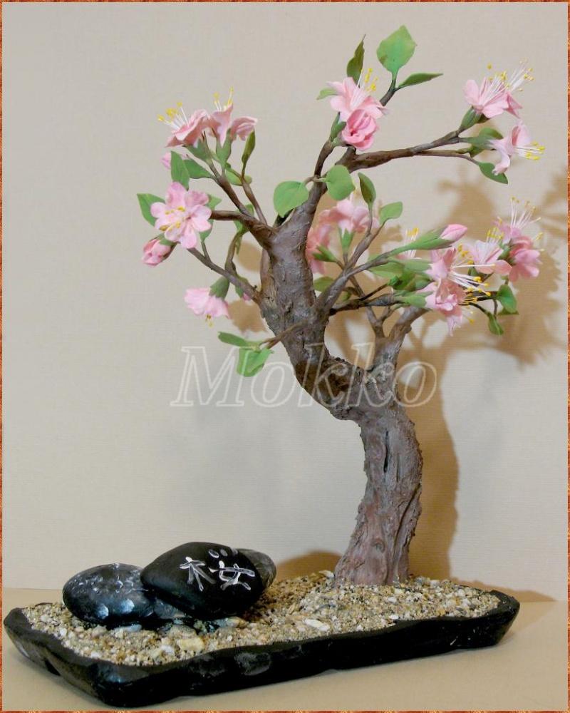 Дерево из глины мастер класс