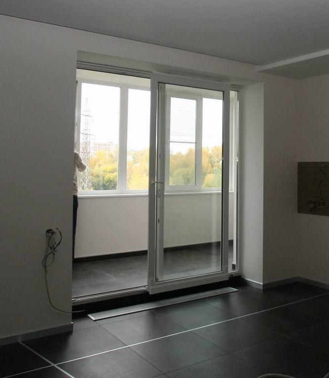 лоджия застекленная пластиковыми окнами