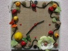 ...фруктов, цветов и других флористических материалов.  Работа оформлена.