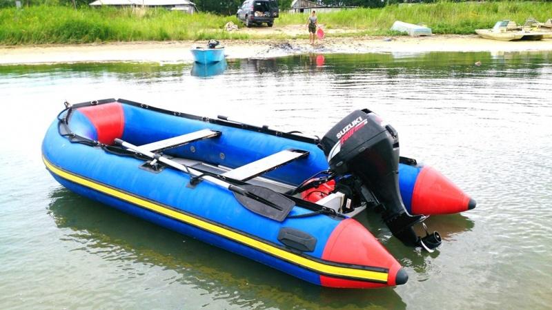 продажа лодок под мотор в новосибирске