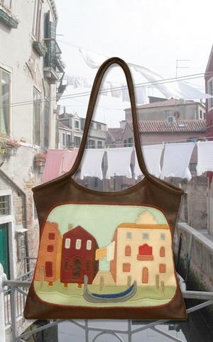 Девочки, никто не покупал себе вот такие сумки Unique U.