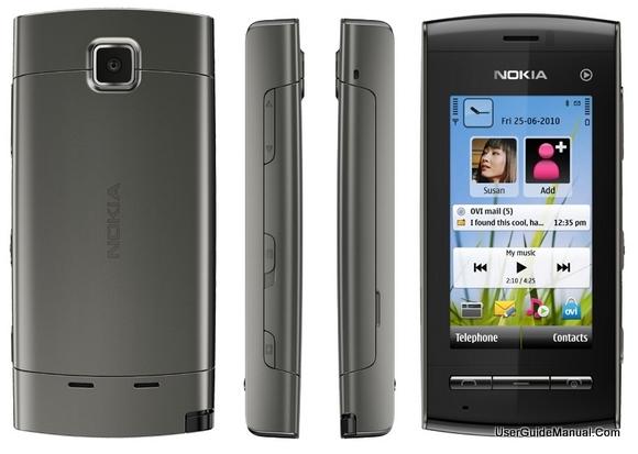 Продам смартфон Nokia 5250 (сенсор). предложение.  Телефон Новый.