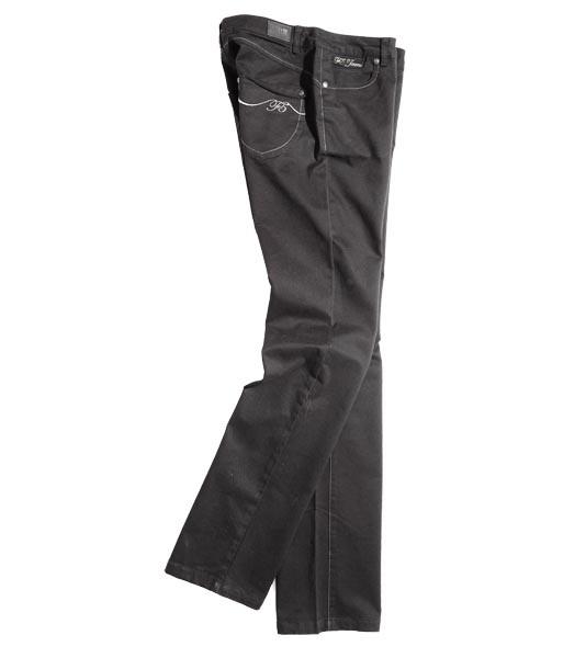 джинсы & брюки женские брюки Цвет: blackТкань: Cotton str.Состав: 98...