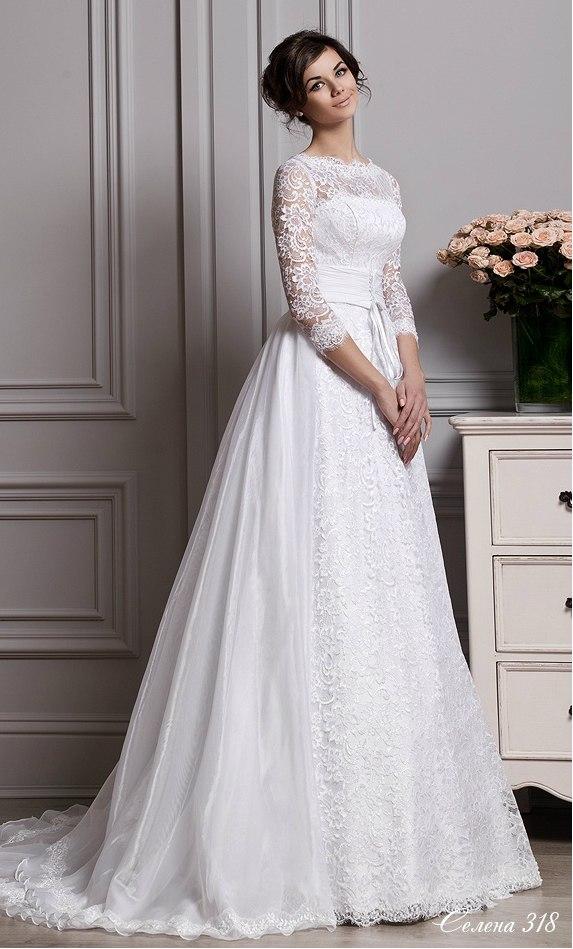 Свадебные салоны и фото платьев в ново
