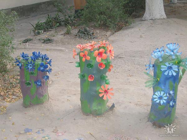 Поделки в садик своими руками из подручных материалов