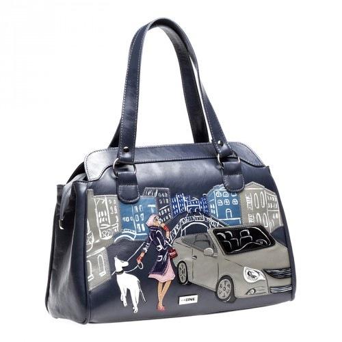 Оригинальная сумка Аппликация в магазине Podarihit.