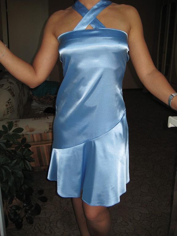 платье на кокетке выкройка