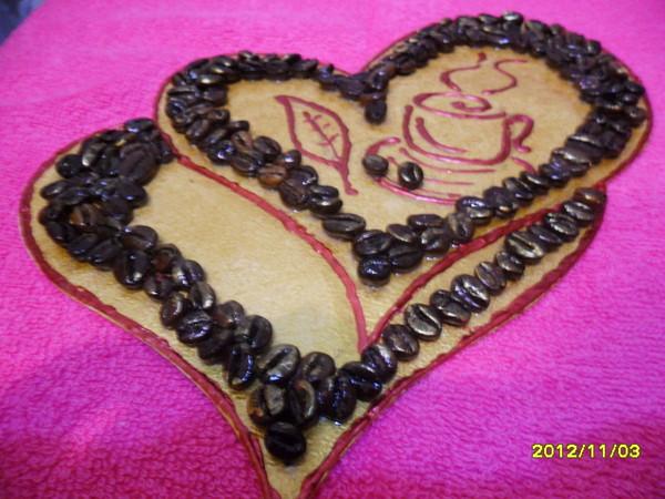 Мк кофейного топиария