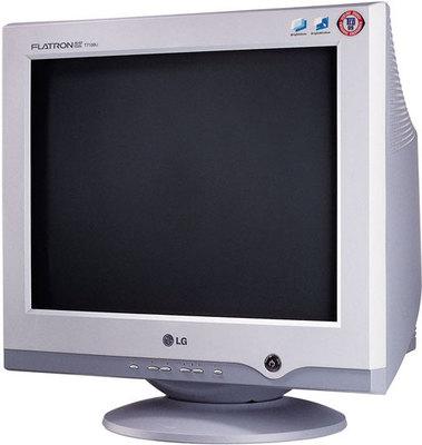 монитор LG EZ FLATRON T710PH.  Фото 0.