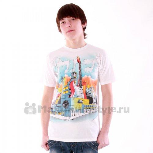 Купить футболку с надписью в Уфе