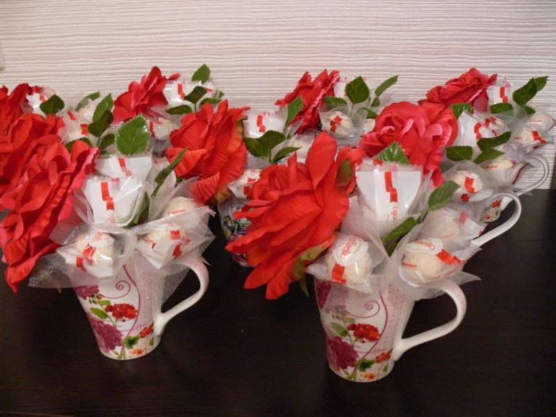 Чайные букеты своими руками мастер