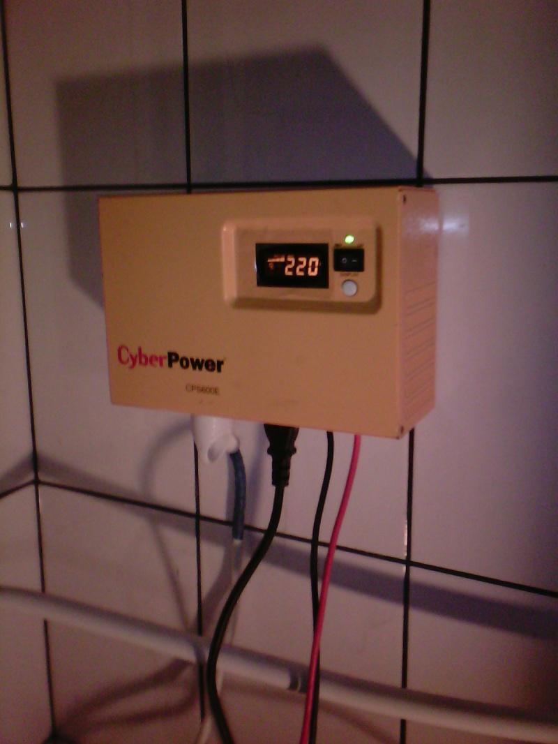 cyberpower принципиальная электрическая схема