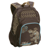 Код: 222140 'Рюкзак TIGER FAMILY школьный для девочек (7-9 лет.