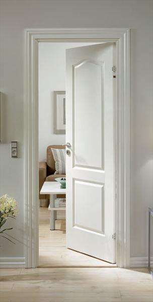 Фото белых дверей в интерьере квартир