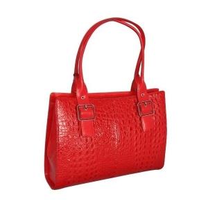 Женская сумка Wanlima 690-235 красная  Сумки  Сумки, чемоданы, рюкзаки, галантерея.