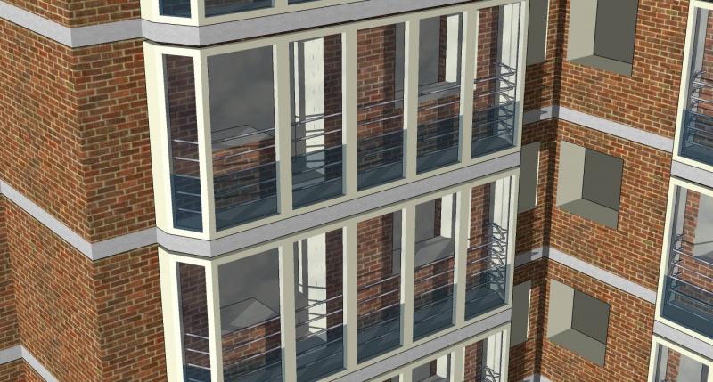 Сплошное остекление балкона - обсуждение на форуме нгс.дом в.