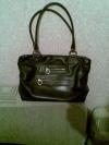 Продам кожаную сумку, метро Красный проспект.