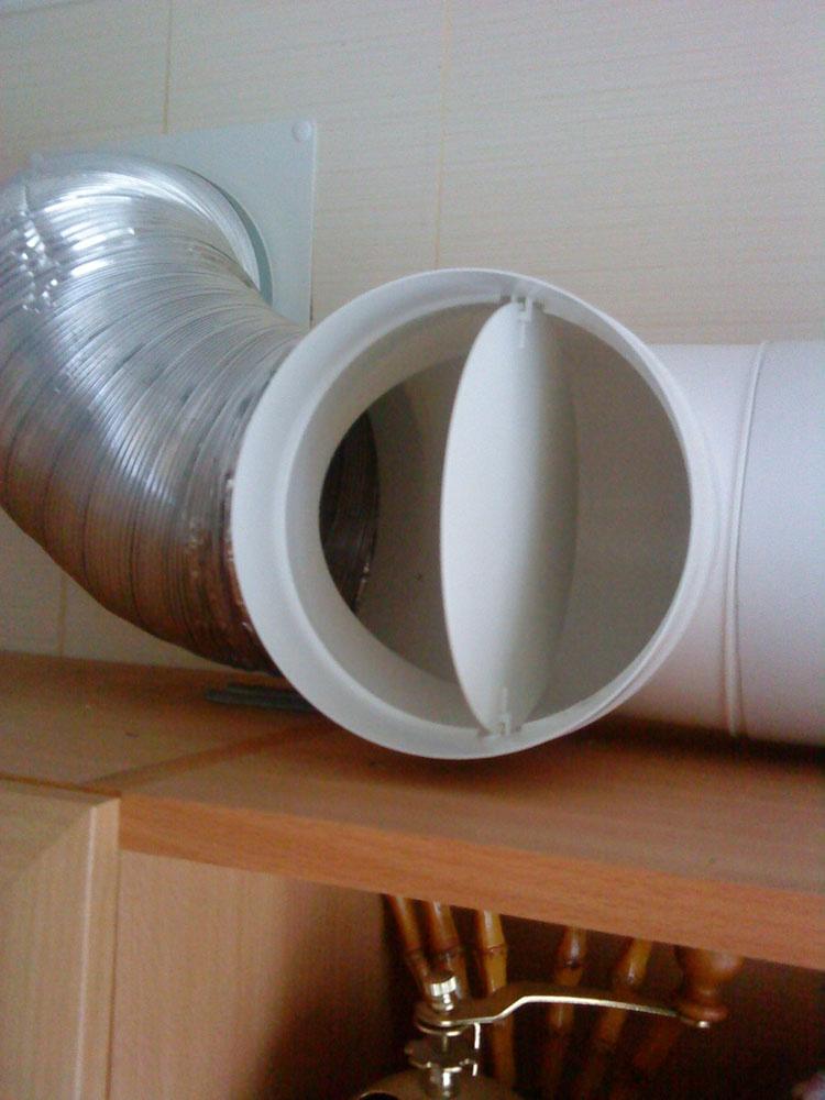 Как сделать вентиляционный канал для кухни
